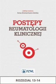 okładka Postępy reumatologii klinicznej. Rozdział 13-14. Ebook | EPUB,MOBI | Praca zbiorowa