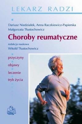 okładka Choroby reumatyczne, Ebook | Dariusz  Niedziałek, Anna  Raczkiewicz-Papierska, Małgorzata  Tłustochowicz