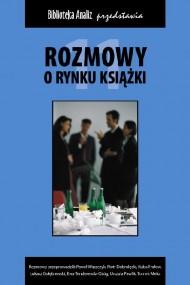 okładka Rozmowy o rynku książki 11. Ebook | PDF | autor zbiorowy