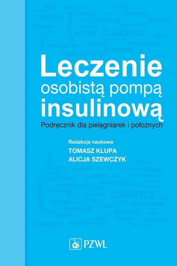 okładka Leczenie osobistą pompą insulinowąebook | EPUB, MOBI | Alicja  Szewczyk, Tomasz  Klupa