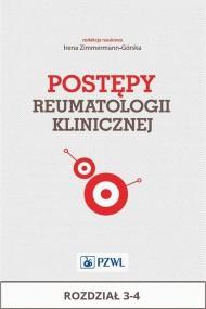 okładka Postępy reumatologii klinicznej. Rozdział 3-4. Ebook | EPUB,MOBI | Praca zbiorowa