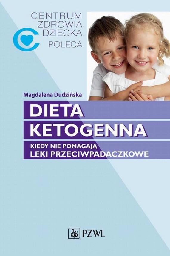 okładka Dieta ketogennaebook   EPUB, MOBI   Magdalena  Dudzińska