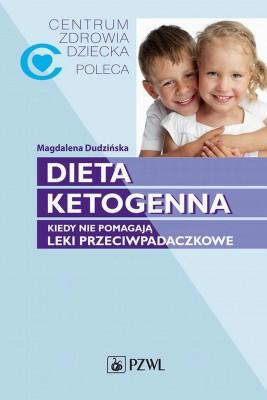 okładka Dieta ketogenna, Ebook | Magdalena  Dudzińska