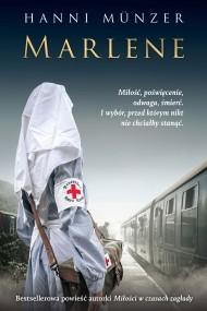 okładka Marlene, Ebook | Łukasz Kuć, Hanni  Münzer
