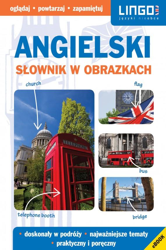 okładka Angielski. Słownik w obrazkach. eBookebook | PDF | Autor Zbiorowy