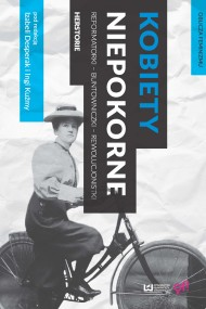 okładka Kobiety niepokorne, Ebook | Izabela Desperak, Inga Kuźma