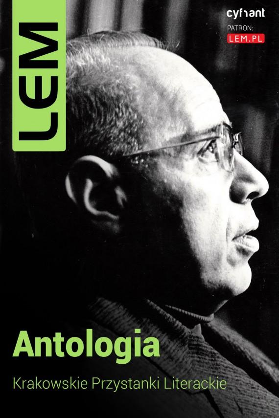 okładka Lem. Antologia. Ebook   EPUB, MOBI   Stanisław Lem