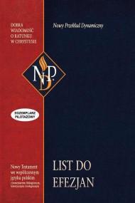 okładka List do Efezjan, Ebook | Praca Zbiorowa