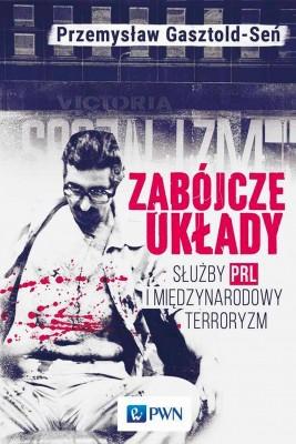 okładka Zabójcze układy, Ebook | Przemysław  Gasztold