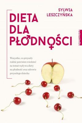 okładka Dieta dla płodności, Ebook   Sylwia Leszczyńska