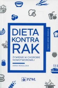 okładka Dieta kontra rak, Ebook | Anna  Rogulska