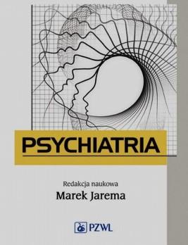 okładka Psychiatria, Ebook | Marek  Jarema