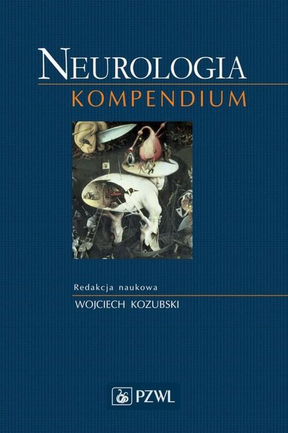 okładka Neurologia. Kompendiumebook | EPUB, MOBI | Wojciech  Kozubski