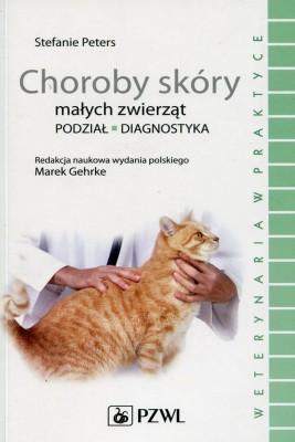 okładka Choroby skóry małych zwierząt, Ebook   Stefanie  Peters