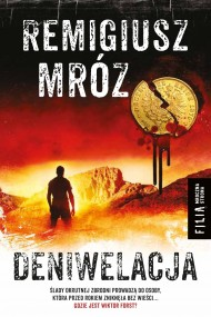 okładka Deniwelacja, Ebook | Remigiusz Mróz