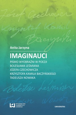 okładka Imaginauci, Ebook | Anita Jarzyna