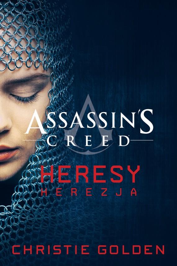 okładka Assassin's Creed: Heresy. Herezjaebook | EPUB, MOBI | Christie Golden