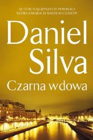 okładka Czarna wdowa. Ebook | EPUB,MOBI | Daniel Silva