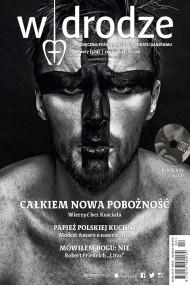 okładka miesięcznik W drodze nr 4/2017. Ebook | EPUB,MOBI | autor zbiorowy
