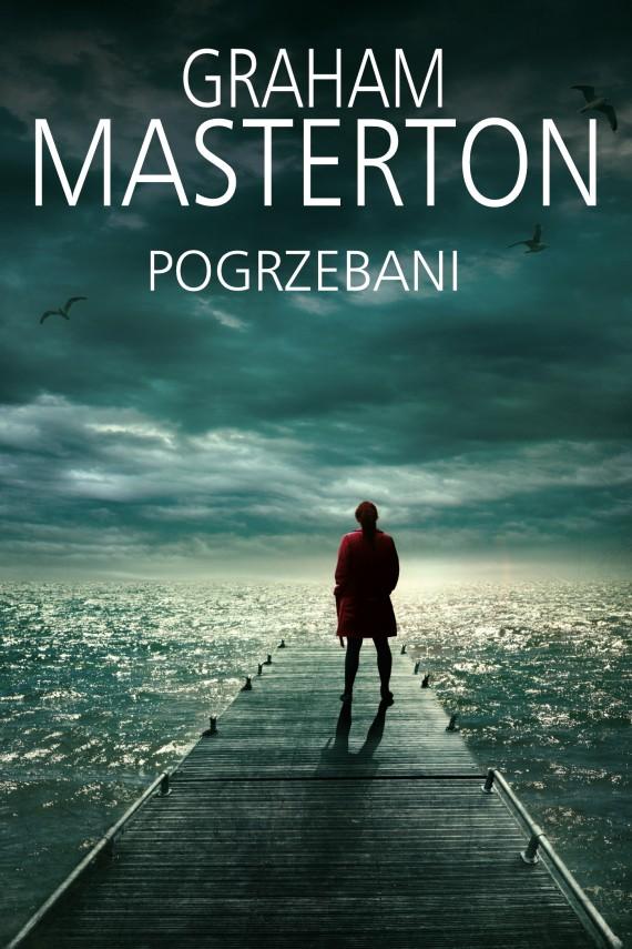 okładka Pogrzebaniebook | EPUB, MOBI | Graham Masterton, Grzegorz Kołodziejczyk