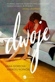 okładka Dwoje, Ebook | Anna Górska, Andrzej Kopacki