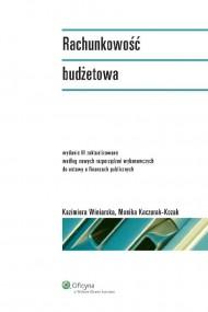 okładka Rachunkowość budżetowa (wydanie III). Ebook | Kazimiera Winiarska