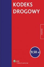 okładka Kodeks drogowy. Ebook | PDF | autor zbiorowy