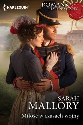 okładka Miłość w czasach wojny, Ebook   Sarah Mallory