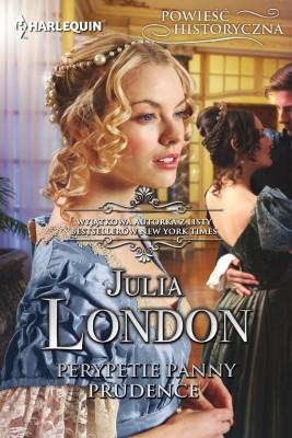 okładka Perypetie panny Prudence, Ebook   Julia London