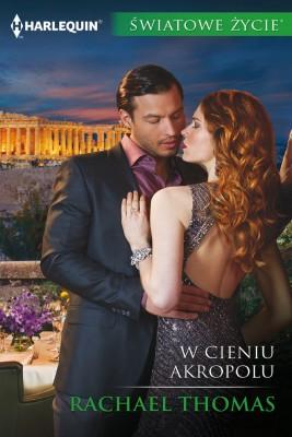 okładka W cieniu Akropolu, Ebook   Rachael Thomas