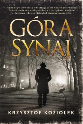 okładka Góra Synaj, Ebook | Krzysztof Koziołek