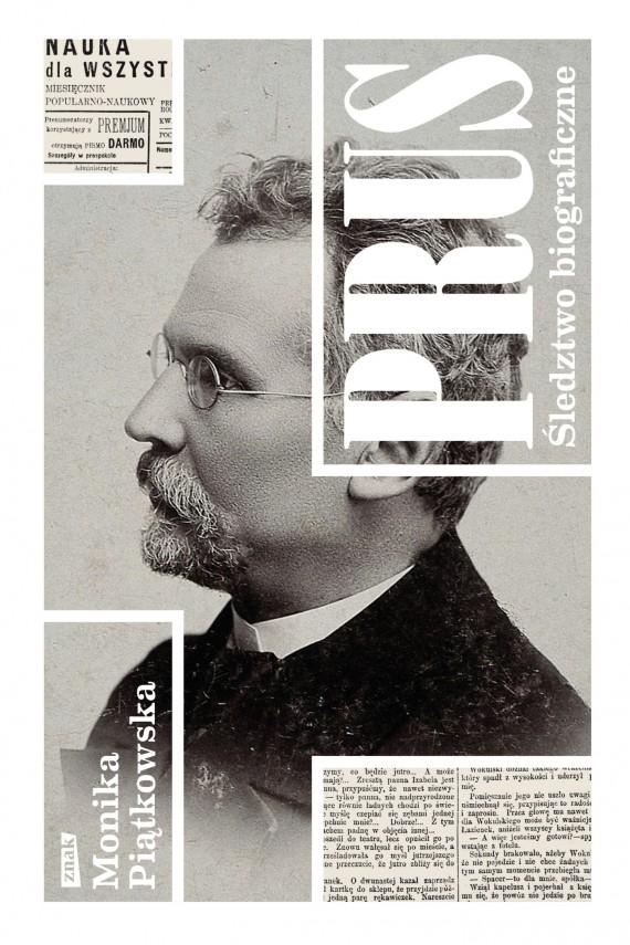 okładka Prus. Śledztwo biograficzneebook | EPUB, MOBI | Monika  Piątkowska