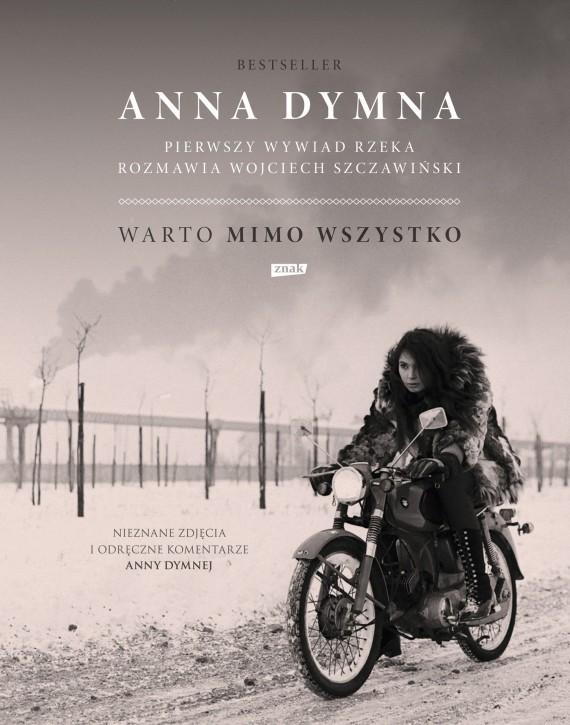 okładka Warto mimo wszystkoebook | EPUB, MOBI | Anna Dymna, Wojciech Szczawiński