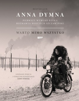 okładka Warto mimo wszystko, Ebook | Anna Dymna, Wojciech Szczawiński