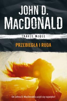 okładka Przebiegła i ruda, Ebook   John MacDonald, Anna Esden-Tempska