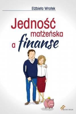 okładka Jedność małżeńska a finanse, Ebook | Elżbieta Wrotek
