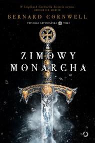 okładka Zimowy monarcha. Ebook | EPUB,MOBI | Bernard Cornwell