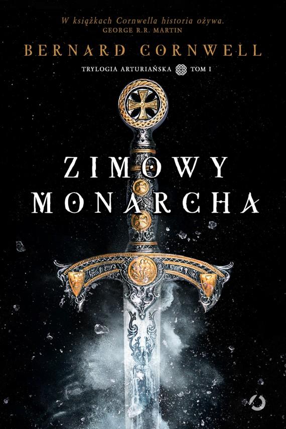 okładka Zimowy monarchaebook | EPUB, MOBI | Bernard Cornwell