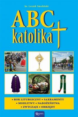 okładka ABC katolika, Ebook | ks. Leszek  Smoliński