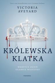 okładka Królewska klatka. Ebook | EPUB,MOBI | Victoria Aveyard
