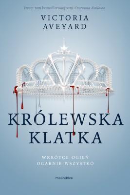 okładka Królewska klatka, Ebook | Victoria Aveyard