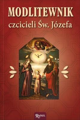 okładka Modlitewnik czcicieli św. Józefa, Ebook | Bożena Hanusiak