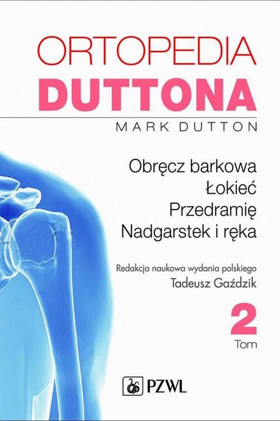 okładka Ortopedia Duttona t.2ebook | EPUB, MOBI | Mark  Dutton