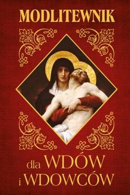 okładka Modlitewnik dla wdów i wdowców, Ebook | Wojciech  Jaroń