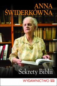 okładka Sekrety Biblii. Ebook | EPUB,MOBI | Prof. Anna Świderkówna