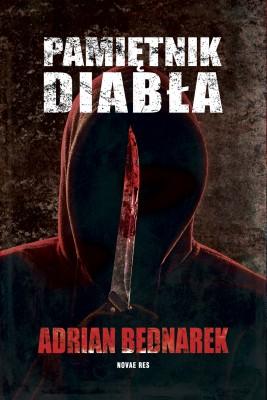 okładka Pamiętnik diabła, Ebook | Adrian  Bednarek