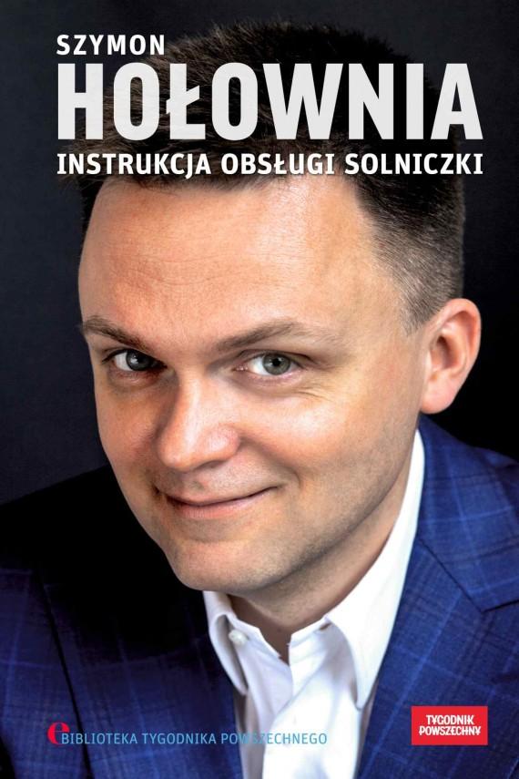 okładka Instrukcja obsługi solniczki. Ebook | EPUB, MOBI | Szymon Hołownia