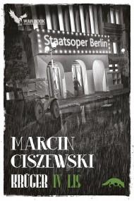 okładka Krüger. Lis. Tom IV. Ebook | EPUB,MOBI | Marcin Ciszewski