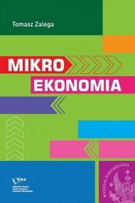 okładka Mikroekonomia, Ebook   Tomasz  Zalega