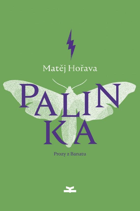 okładka Palinkaebook | EPUB, MOBI | Matěj  Hořava, Anna Radwan-Żbikowska